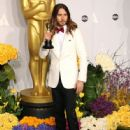 The 86th Annual Academy Awards - Jared Leto (2014) - 446 x 594