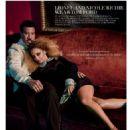 Nicole and Lionel Richie – Harper's Bazaar UK Magazine (September 2018)