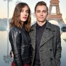 Alison Brie – Saint Laurent Fashion Show in Paris