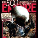 Harrison Ford - Empire Magazine Cover [United Kingdom] (27 November 2008)