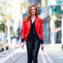 Alexina Graham – Victoria's Secret Fashion Show Fittings in NY - 454 x 681