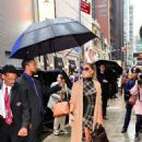 Jennifer Lopez – Arriving at Good Morning America in NYC