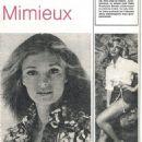 Yvette Mimieux - Film Magazine Pictorial [Poland] (3 November 1985)