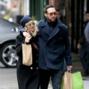 Kate Hudson and Boyfriend Danny Fujikawa out in New York