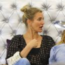 Cameron Diaz and Nicole Richie at a Nail Salon in Beverly Hills - 454 x 469