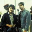 Nancy McKeon and John Philbin
