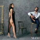 Ranveer Singh - Maxim Magazine Pictorial [India] (September 2017) - 454 x 385