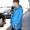 Ruby Rose – Arriving at LAX Airport in LA - 454 x 685