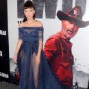 Christian Serratos – 'The Walking Dead' TV Show Screening in LA - 454 x 685