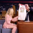 Dakota Fanning on 'The Tonight Show Starring Jimmy Fallon' in NY - 454 x 287
