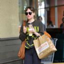 Dakota Johnson with Blake Lee – Shopping Candids In Los Angeles - 454 x 520