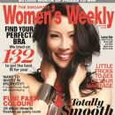 Lucy Liu - Women's Weekly Magazine Cover [Singapore] (July 2014)