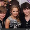 Emily Osment and Mitchel Musso