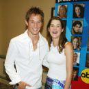 Cobie Smulders - 2002 ABC Network's TCA Summer Press Tour - 17.07.2002
