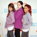 Nickelodeon celebrated their World Wide Day of Play today, September 24, in Washington DC