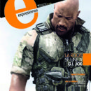 Dwayne Johnson, G.I. Joe: Retaliation - Expresiones Magazine Cover [Ecuador] (28 March 2013)