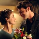 Keri Russell and Scott Foley