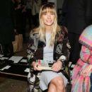 Jessica Hart Wes Gordon Fashion Show In Nyc