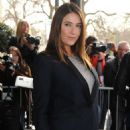 Lisa Snowdon Tric Awards 2015 In London