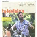 Gerard Butler, Machine Gun Preacher - Television Magazine Cover [Cyprus] (14 October 2012)