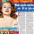 Rita Hayworth - Nostalgia Magazine Pictorial [Poland] (November 2016) - 454 x 642
