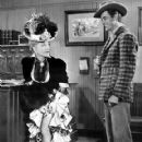 Rory Calhoun and Anne Baxter