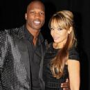 Evelyn Lozada and Chad Johnson - 300 x 400