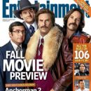 Steve Carell, David Koechner, Will Ferrell & Paul Rudd