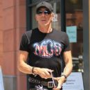 Musician Dee Snider spotted out shopping in Beverly Hills, California on June 27, 2016 - 427 x 600