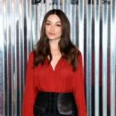 Crystal Reed – Longchamp Fashion Show in NYC - 454 x 680