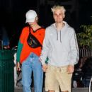 Hailey and Justin Bieber – Grab a sushi dinner in Miami