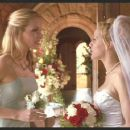 Monet Mazur and Brittany Murphy in an drama comedy movie Just Married distributed by 20th Century Fox.