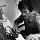 Kenneth Anger At Work Editing A Film