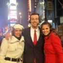 Alison Stewart, Carson Daly and Natalie Morales