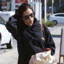 Jenna Dewan Tatum in Tights out in Studio City