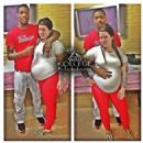 Lil Durk and Nicole Covone