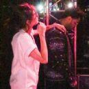 Selena Gomez – Travis Scott Performs at 2017 Coachella in Indio