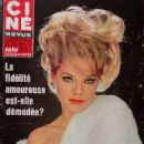 Virna Lisi - Cine Revue Magazine Cover [France] (18 April 1968)