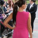 Jessica Wright 2014 Tric Awards In London