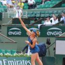 Maria Sharapova – French Open Tennis Tournament 2018 in Paris - 454 x 682