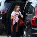 Rachel Bilson – Shopping with a friend in Los Angeles