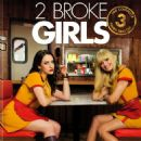 2 Broke Girls - Poster Third Season - 454 x 612