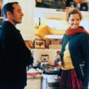 Charlize Theron and Jason Isaacs in Sweet November (2001)