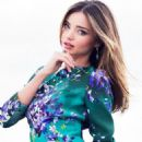 Miranda Kerr By Simon Emmett For Glamour Russia 2014