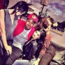 Chris Brown and Kendall Jenner - 454 x 403