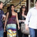 "Freida Pinto Visits ""Extra,"" Talks Butt Double"