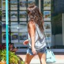 Penelope Cruz Street Style Out In Australia