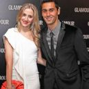Alvaro Arbeloa and Carlota Ruiz