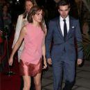 Emma Watson and Roberto Aguire