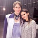 Victoria Justice and Reeve Carney - 454 x 448